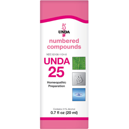 Picture of Numbered Compound #25 (20ml), Unda