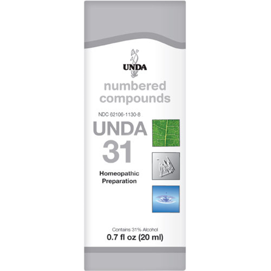 Picture of Numbered Compound #31 (20ml), Unda