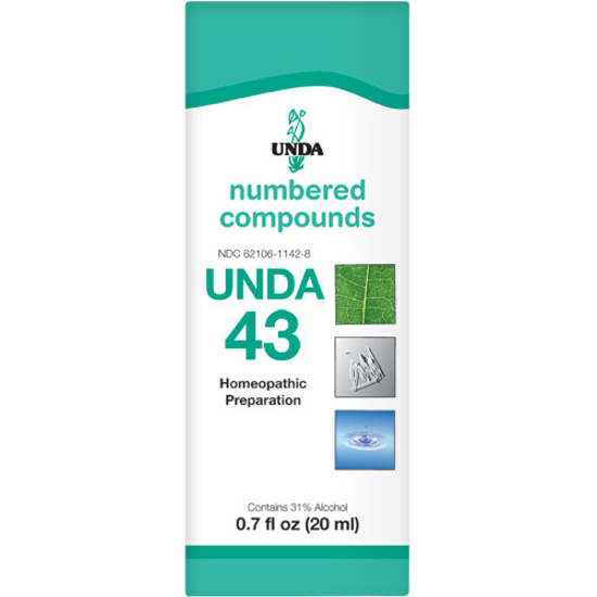 Picture of Numbered Compound #43 (20ml), Unda