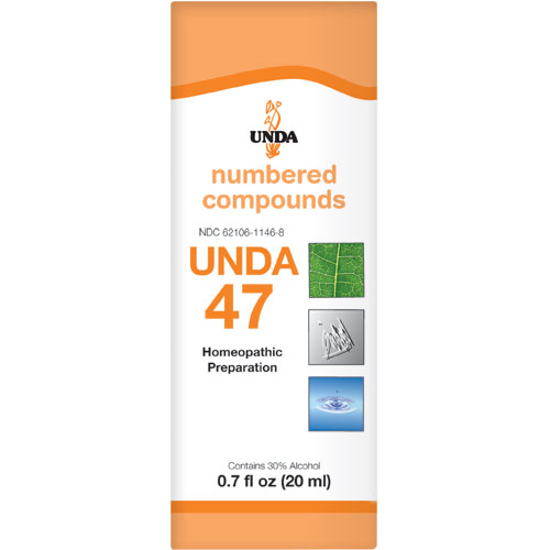 Picture of Numbered Compound #47 (20ml), Unda