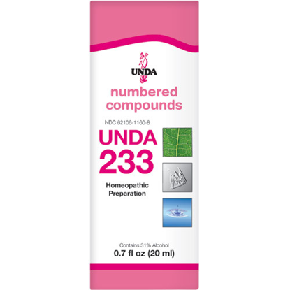 Picture of Numbered Compound #233 (20ml), Unda