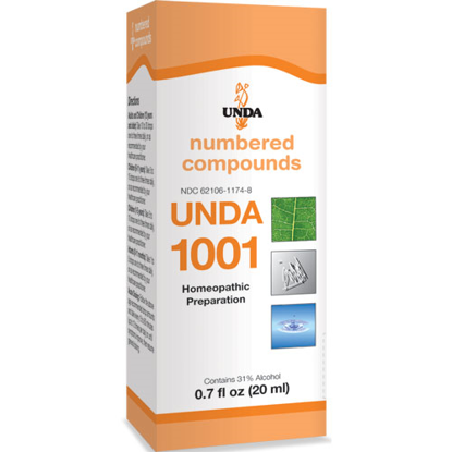 Picture of Numbered Compound #1001 (20ml), Unda