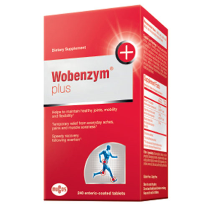 Picture of Wobenzym Plus by Douglas Laboratories