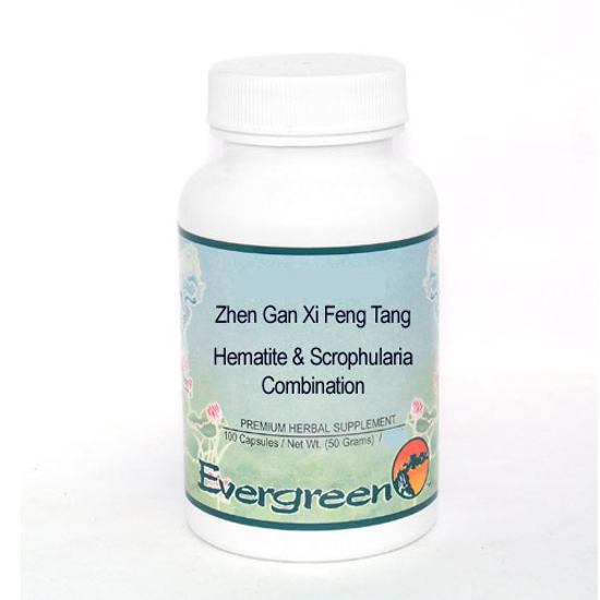 Picture of Zhen Gan Xi Feng Tang Evergreen Capsules 100's