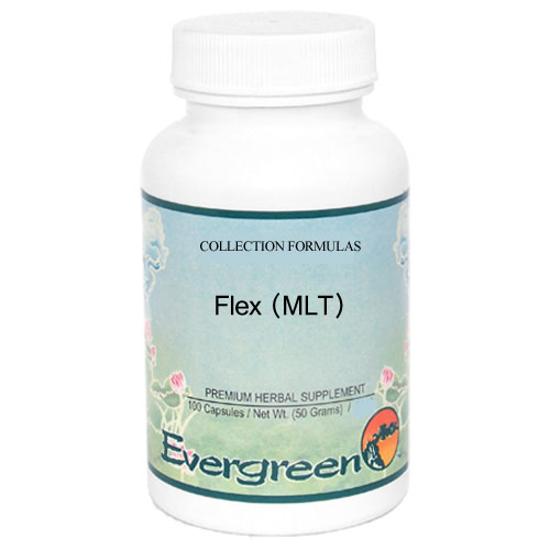 Picture of Flex (MLT) Granules 100g, Evergreen