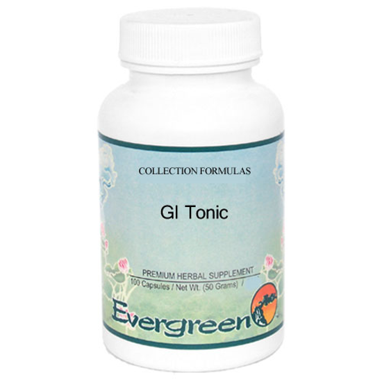 Picture of GI Tonic Granules 100g, Evergreen