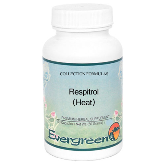 Picture of Respitrol (Heat) Granules 100g, Evergreen