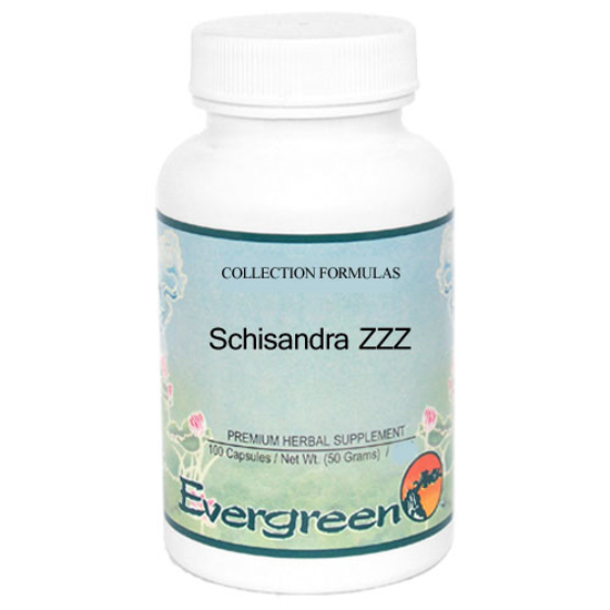 Picture of Schisandra ZZZ Granules 100g, Evergreen