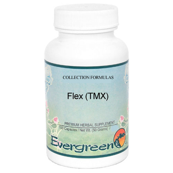 Picture of Flex (TMX) *Formerly Traumanex* Granules 100g, Evergreen