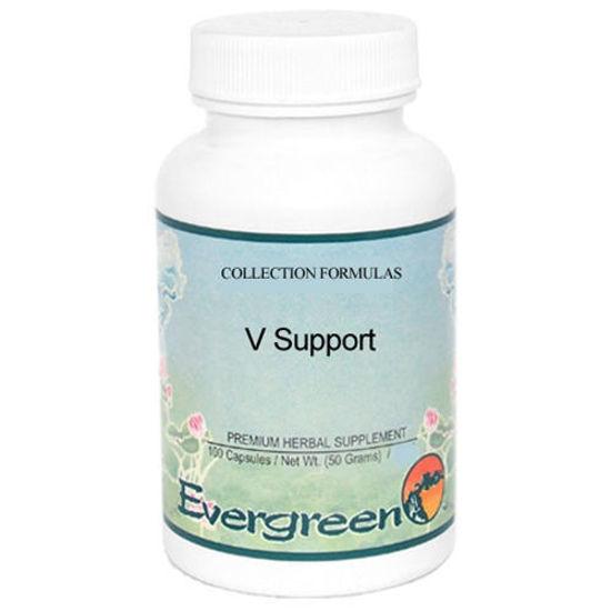 Picture of V Support *Formerly V Statin* Granules 100g, Evergreen