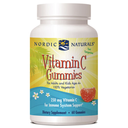 Picture of Nordic Vitamin C Gummies, 60ct