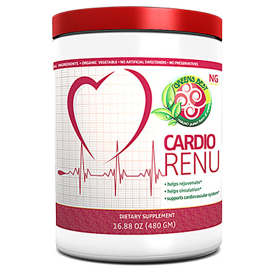 Picture of Greens Best Cardio Renu 16.88 oz.