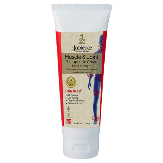 Picture of Muscle & Joint Therapeutic Cream Ex. Str. 4.5 oz, Jadience