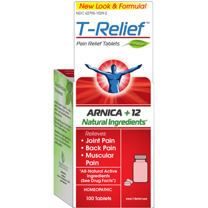 Picture of T-Relief Pain by MediNatura