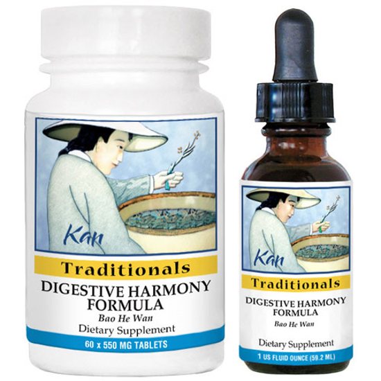 Picture of Digestive Harmony Formula by Kan