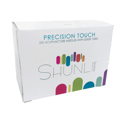 Picture of Shunli  Precision Touch 200ct. D Type Needles