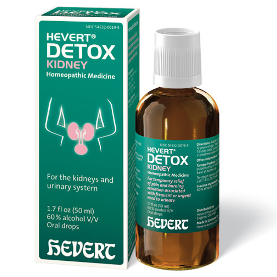 Picture of Detox Kidney 1.7 oz., Hevert Pharmaceuticals