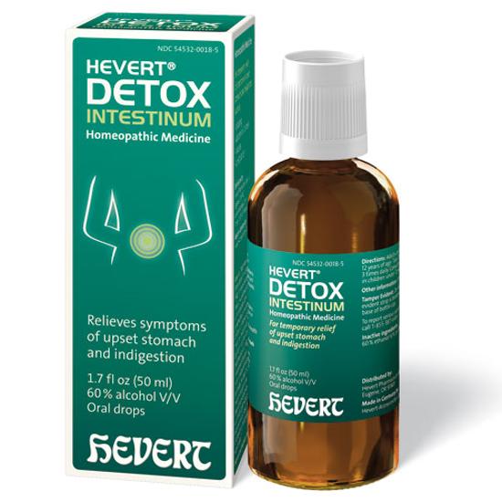 Picture of Detox Intestinum 1.7 oz., Hevert Pharmaceuticals
