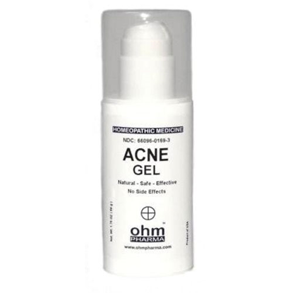 Picture of Acne Gel 1.75 oz. pump, Ohm Pharma