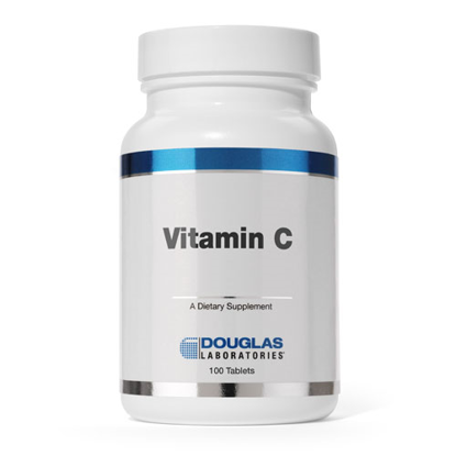 Picture of Vitamin C 100 tabs by Douglas Laboratories