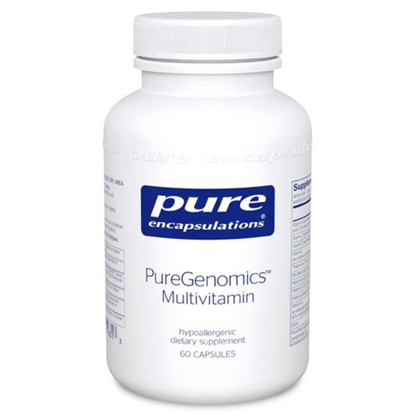 Picture of PureGenomics Multivitamin 60's, Pure Encapsulations