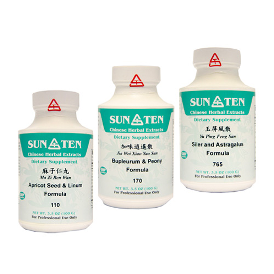Picture of Sun Ten Formula Extract Powder