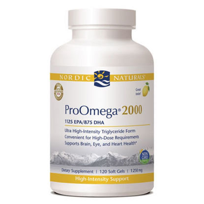 Picture of Nordic Pro Omega 2000, 120ct