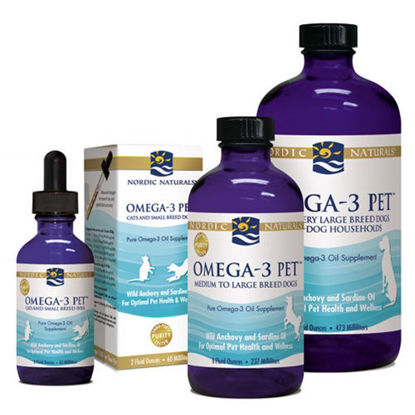 Picture of Nordic Omega 3 Pet Liquid