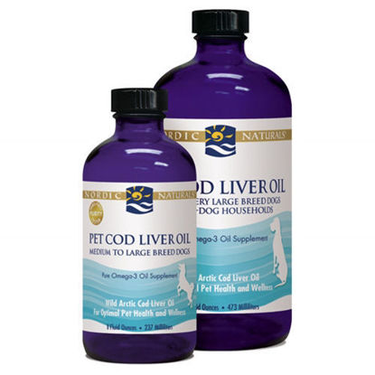 Picture of Nordic Pet Cod Liver Oil