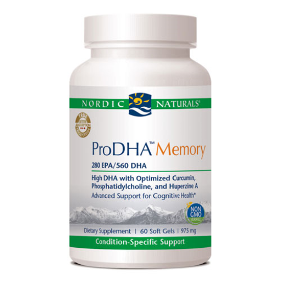 Picture of Nordic Pro DHA Memory 60 ct.
