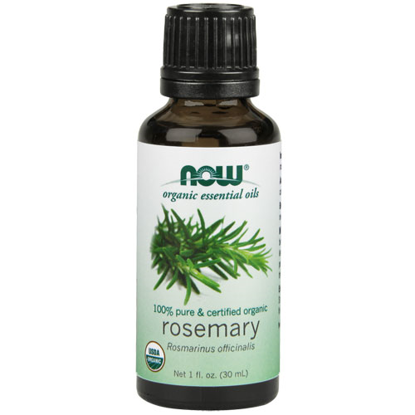Picture of Organic Rosemary Essential Oil 1oz. by NOW Foods