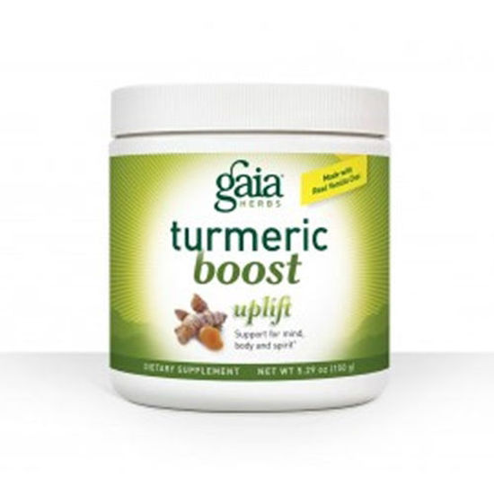 Picture of Turmeric Boost: Uplift 5.29 oz by Gaia