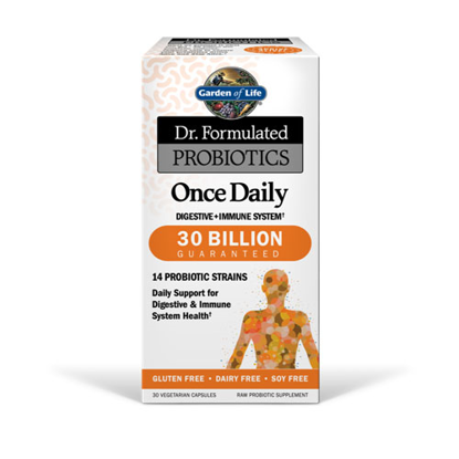 Picture of Dr. Formulated Probiotics Once Daily 30 Caps by GoL