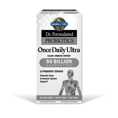 Picture of Dr. Formulated Probiotics Once Daily Ultra 30 Caps by GoL