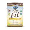 Picture of Raw Fit Organic (Chocolate) 461g by Garden of Life