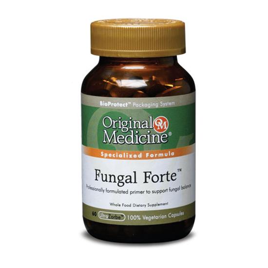 Picture of Fungal Forte 60 Caps by Original Medicine