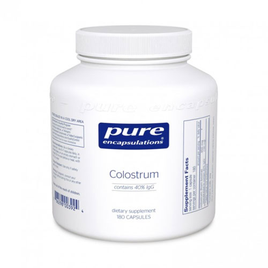 Picture of Colostrum 40% lgG by Pure Encapsulations