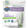 Picture of Raw Organic Chia Seeds 12 oz. Pouch by Garden of Life