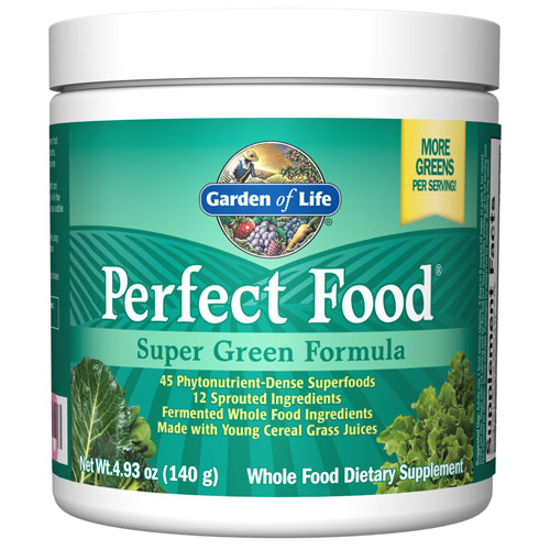 Picture of Perfect Food Super Green Formula 140g by Garden of Life