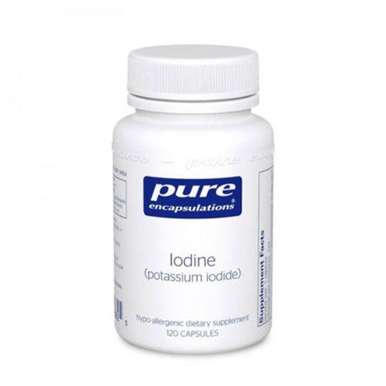 Picture of Iodine (potassium iodide) 120's, Pure Encapsulations