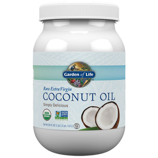 Picture of Raw Organic Extra Virgin Coconut Oil 56 oz. by GoL
