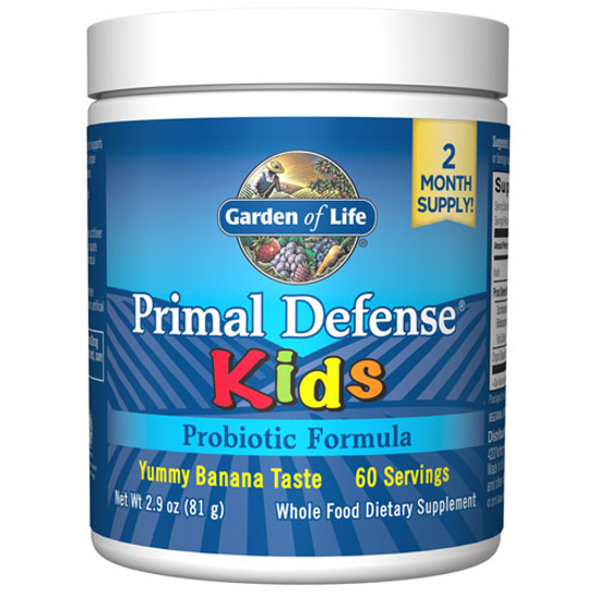 Picture of Primal Defense Kids 81g Powder by Garden of Life