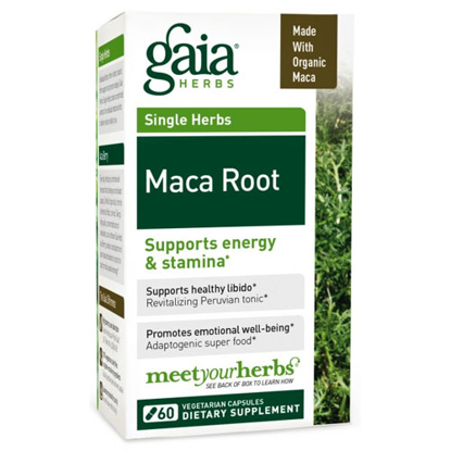 Picture of Maca Root 60 caps, Gaia Professional
