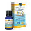 Picture of Nordic Baby's Vitamin D3 (400 i.u.) 0.37oz.