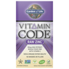 Picture of Vitamin Code Raw Zinc 60 Caps by Garden of Life