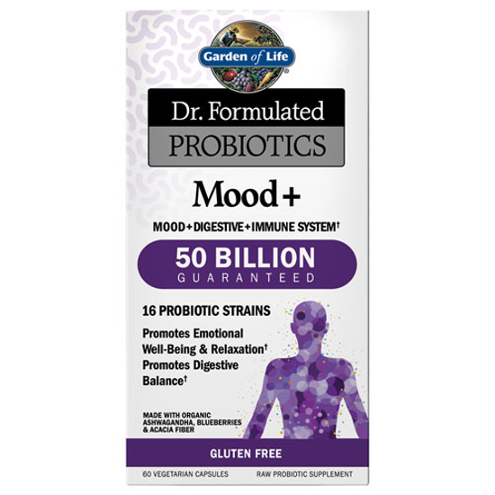 Picture of Dr. Formulated Probiotics Mood COOL 60 Caps by GoL
