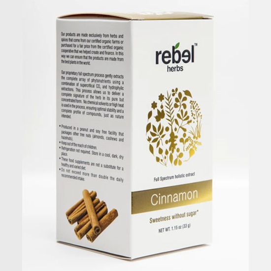 Picture of Cinnamon Extract Powder 33gm by Rebel Herbs