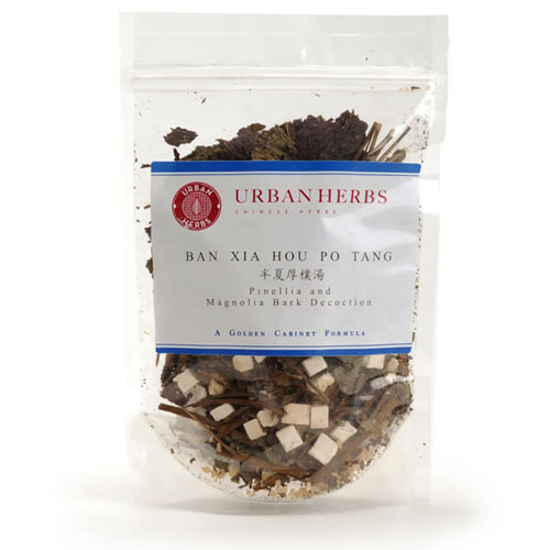 Picture of Ban Xia Hou Po Tang Whole Herb (127g) by Urban Herbs