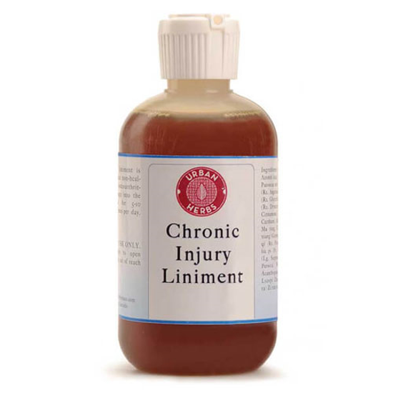 Picture of Chronic Injury Liniment (4 oz.) by Urban Herbs