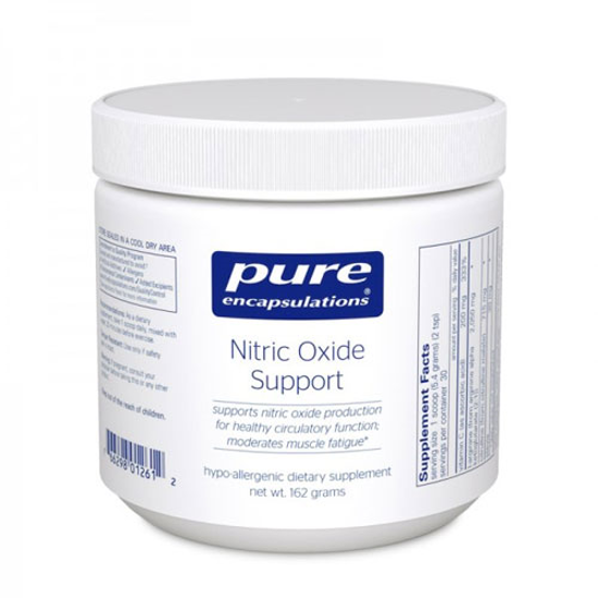 Picture of Nitric Oxide Support 162g, Pure Encapsulations